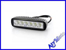 Lampa LED 6x5W - L0097S - Flood